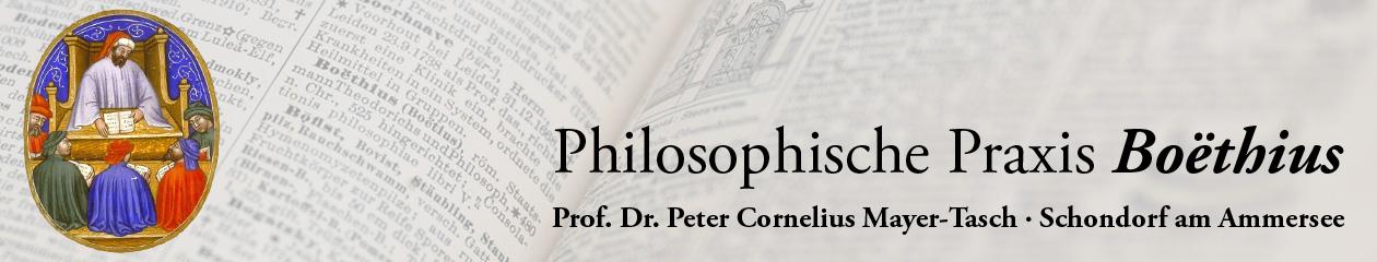 Philosophische Praxis Boethius